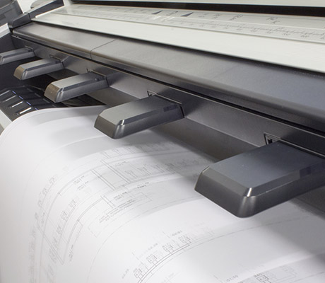 CAD Plotter Repairs