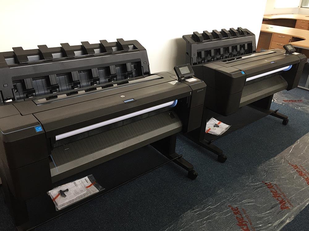 HP DesignJet T930 Plotter Suppliers Walsall